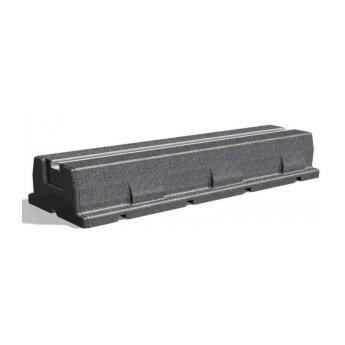 Gumová podkladní konzole - délka 500mm